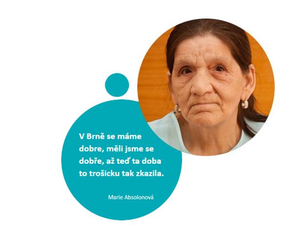 Pani Marie vystriedala niekoľko zamestnaní, kvôli potrebe zaopatriť deti vykonávala aj viac ako jedno zároveň. Pracovala napríklad v sklárňach alebo v kravíne.