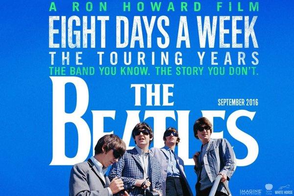 Nový dokument o Beatles nakrútil Ron Howard