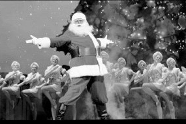 Vianočné pesničky sú už súčasťou šoubiznisu.