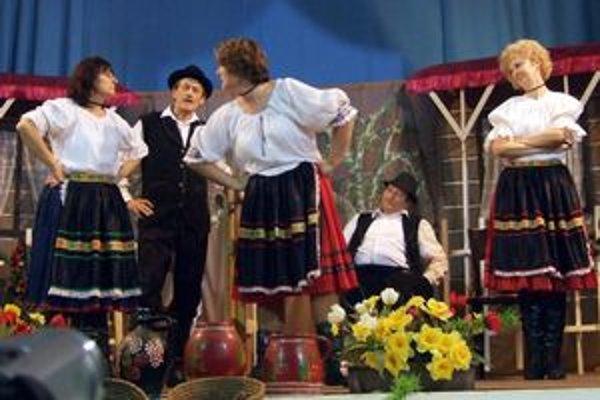 Škriatok v réžii Z. Královičovej (celkom vpravo).