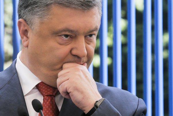 Ukrajinský prezident Porošenko