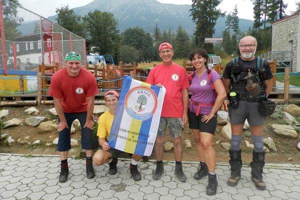 Turistika patrí k aktivitám klubu abstinentov v Kanianke.