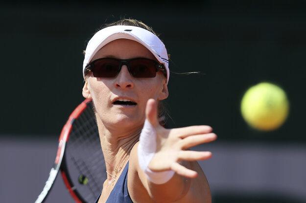 Mirjana Lučičová-Baroniová bola v minulosti už v semifinále Wimbledonu.