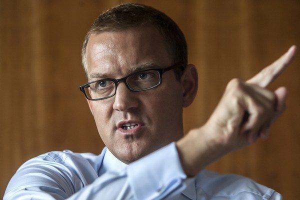 Daniel Křetínský je jedným z troch vlastníkov Energetického a průmyslového holdingu.