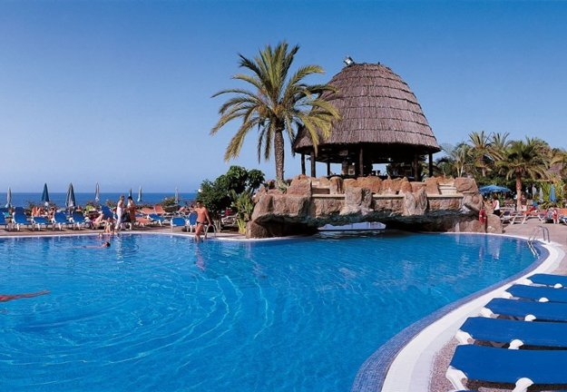 Hotel Taurito Princess(4*), Grand Canaria, Kanárske ostrovy