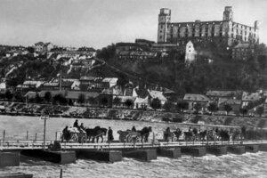 Bratislava v 1945.