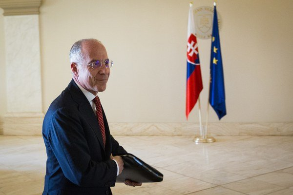 Generálny riaditeľ Enelu Francesco Starace.