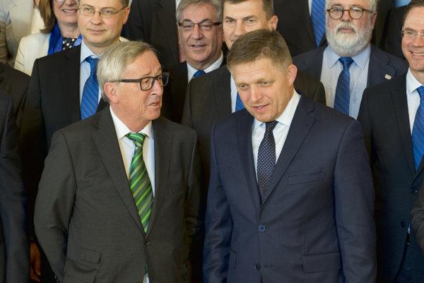 Prvým podujatím slovenského predsedníctva v Rade EÚ je dvojdňová návšteva kolégia Európskej komisie.