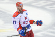 Alexander Radulov naposledy pôsobil v KHL v drese CSKA Moskva.