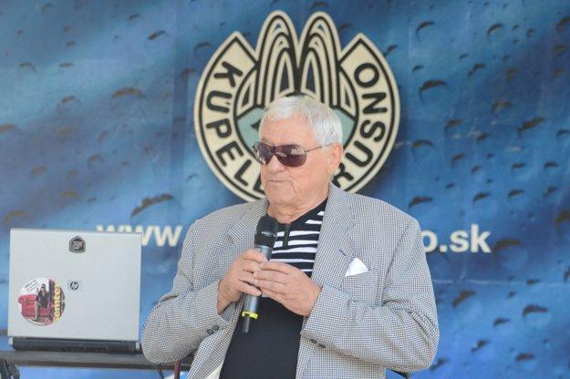 Hokejová legenda Jozef Golonka