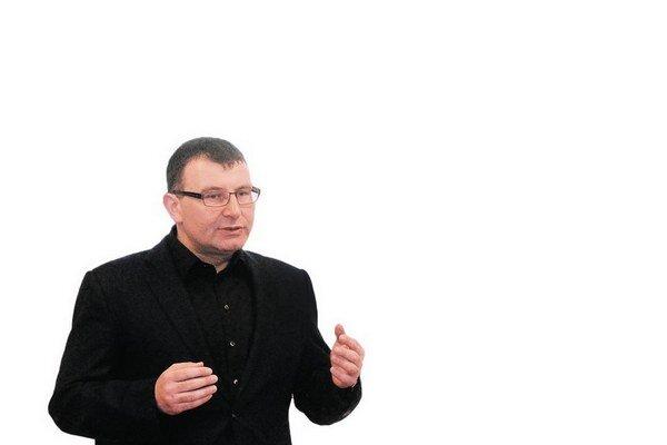 Šéf Finančnej správy František Imrecze.