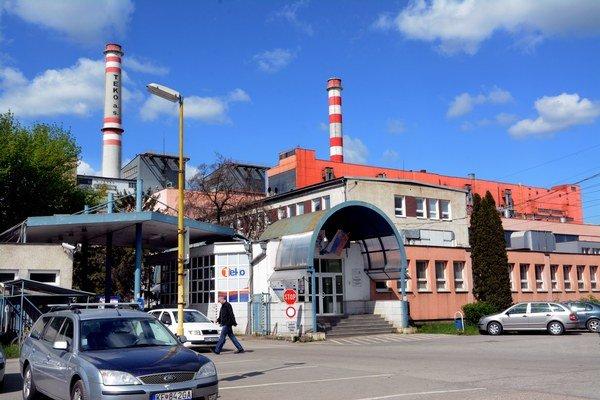 Košická Tepláreň. Je ďalším veľkým podnikom v meste, ktorý musel pristúpiť k prepúšťaniu.