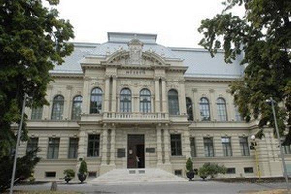Východoslovenské múzeum v Košiciach. Otvorili tam výstavu o praveku.