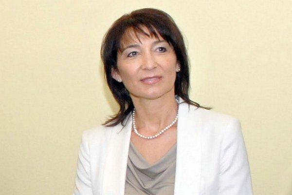 Monika Pažinková. Z úradu odchádzala aj s pracovným iPadom.