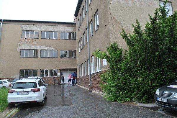 Klinika infektológie a cestovnej medicíny v Univerzitnej nemocnici L. Pasteura v Košiciach. Foto: Katarína Gécziová