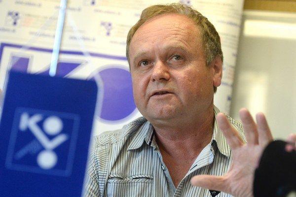 Člen predsedníctva Rady OZ KOVO Jozef Balica.