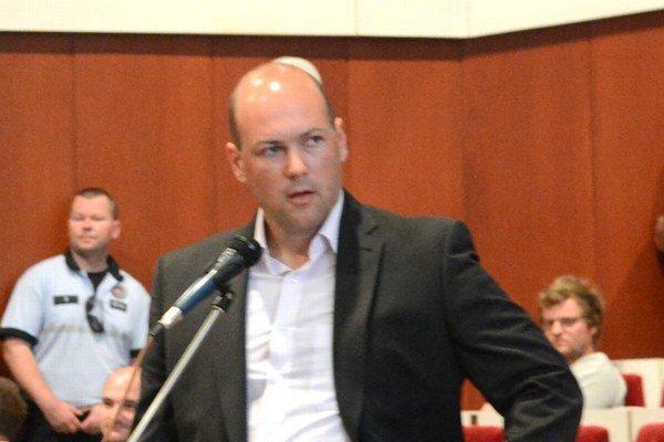 Ján Tomanovič. Výkonný riaditeľ EEI.