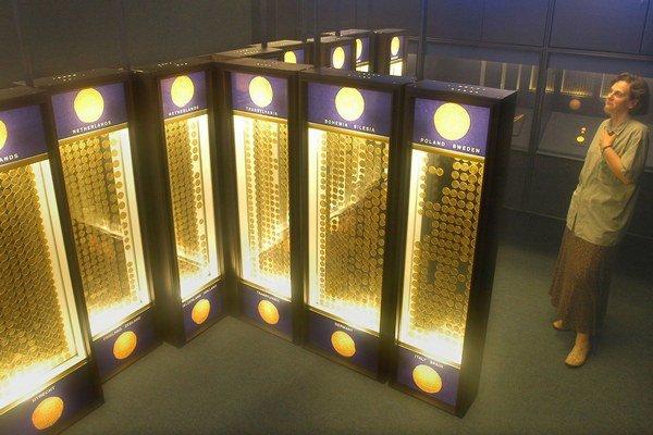 Košický zlatý poklad. Je uložený v múzeu.