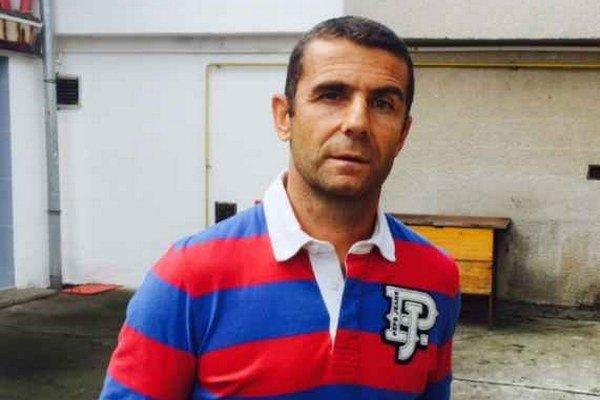 Tréner Tomáš Danko.