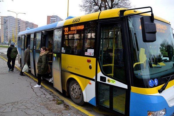 Autobusová linka č. 22. Vráti sa na pôvodnú trasu spred rekonštrukcie električkových tratí.