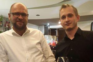 Richard Sulík a Peter Kolár. Košický krajský šéf (vpravo) by rád videl svojho straníckeho predsedu ako premiéra.
