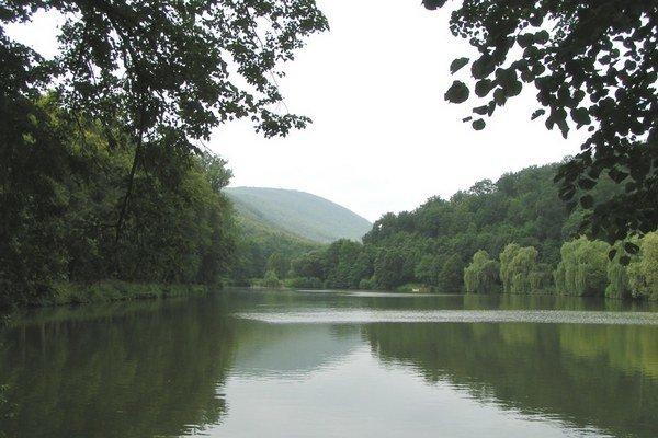 Jasovský rybník.