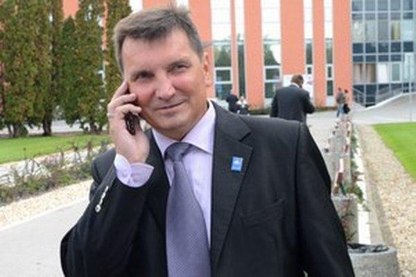 Riaditeľ šačianskej nemocnice Ján Slávik.