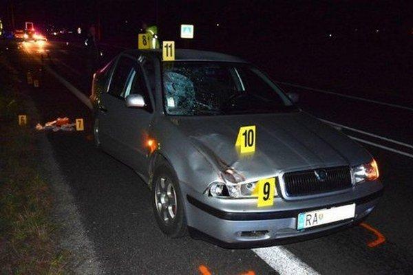 Život chodca si vyžiadala dopravná nehoda pri obci Brzotín v Rožňavskom okrese.