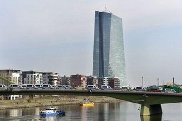 Európska centrálna banka.