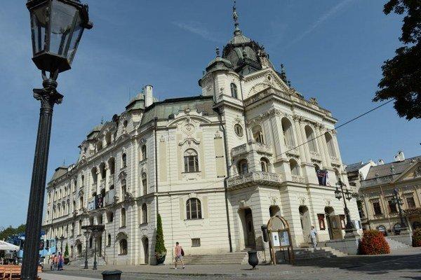 Ocenený bude aj kolektív zamestnancov Štátneho divadla Košice.