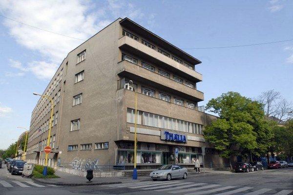 Divadlo Thália.
