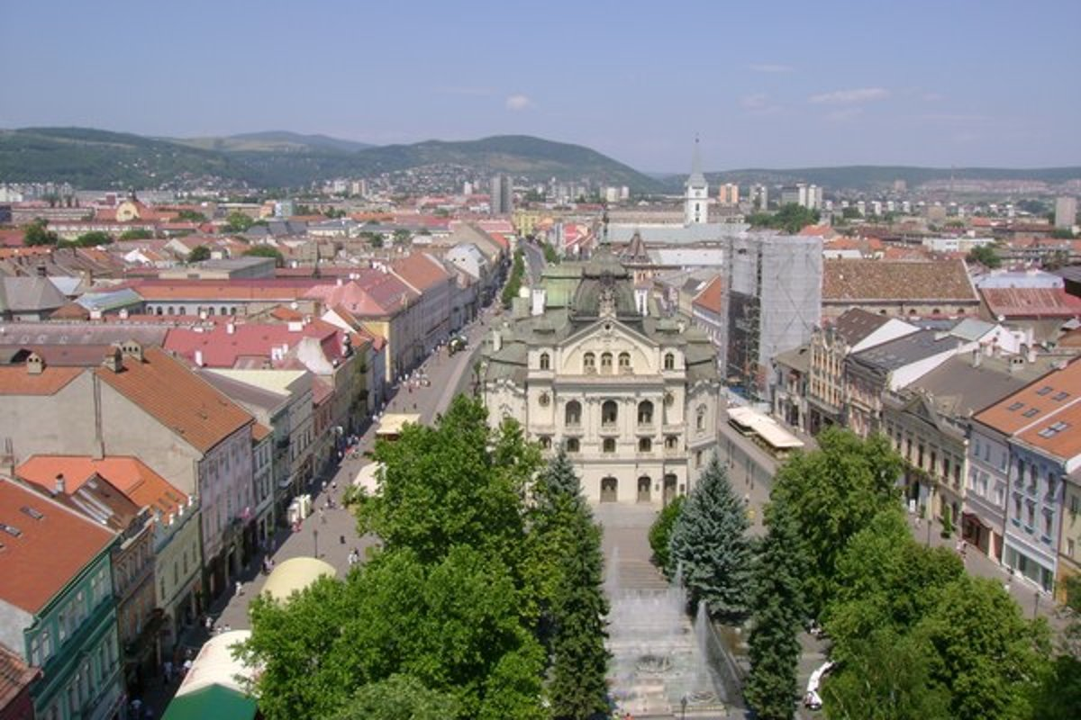 e27012793dfaa Košice budú v roku 2016 Európskym mestom športu - kosice.korzar.sme.sk