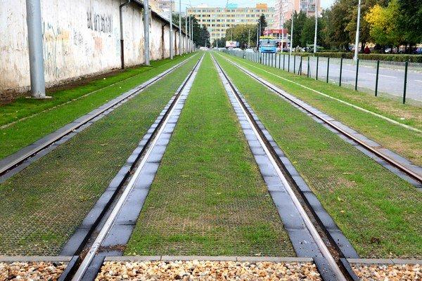 Obnova električkových tratí. Mesto bude žiadať ďalších 144 miliónov.