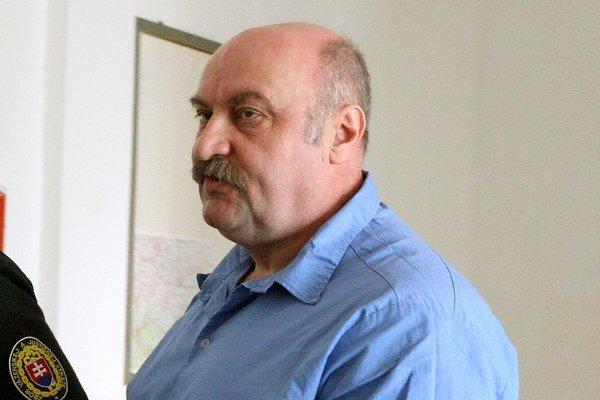 Mikuláš Vareha. Vo väznici napísal žiadosť ministerstvu financií.