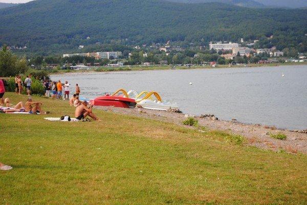 Letnú sezónu na Šírave otvoria 14. júna.