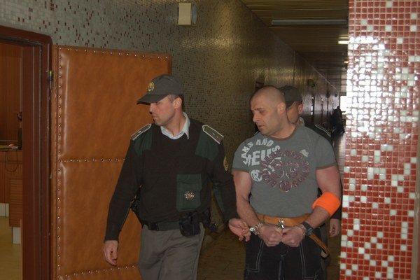 Košičan Štefan Friedrich. Jeho advokátka stratila dôveru v senát okresného súdu.