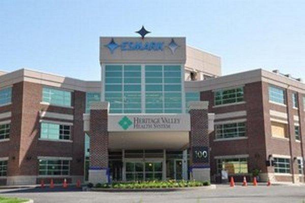 Chcú 100 miliónov USD od Kamarása. Takto vyzerá sídlo Esmarku v americkom meste Sewickley.
