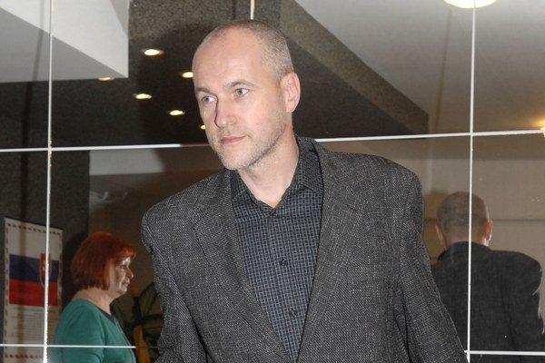 Ján Sekáč. Verí, že budúci kontrolór bude mať potrebné skúsenosti.