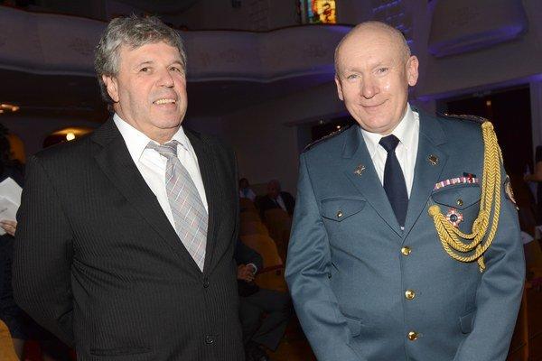 Igor Andrašina (vľavo) a Jozef Bodnár. Obaja zachraňujú životy Košičanov.