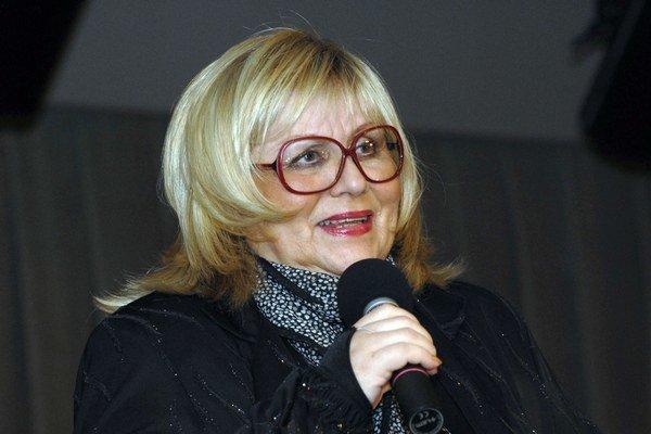 Zlatá Slávica. Naďa Urbánková tiež odpáli najväčšie hity.
