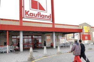 Spoločnosť Kaufland. V Košiciach sa jej darí.