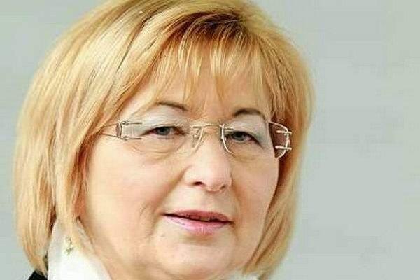 Najlepšie zarábajúca. Poslankyňa KSK Ľubica Rošková stíha pracovať v Bratislave, Michalovciach a Sobranciach a aj preto jej výplata za rok dosahuje takmer 78 000 €.