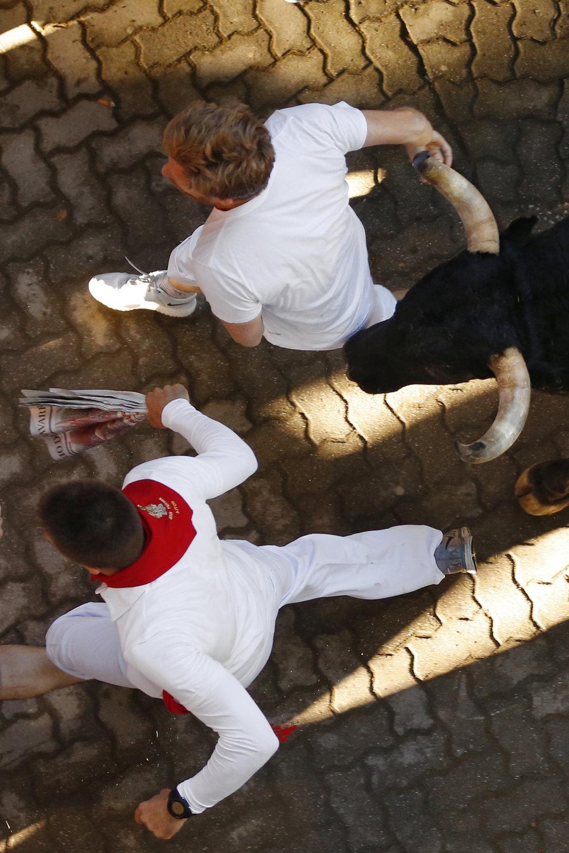 Adrenalínová zábava láka do Pamplony turistov z celého sveta.