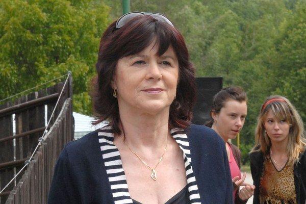 Monika Smolková. Zostáva jedinou východniarkou v europarlamente.