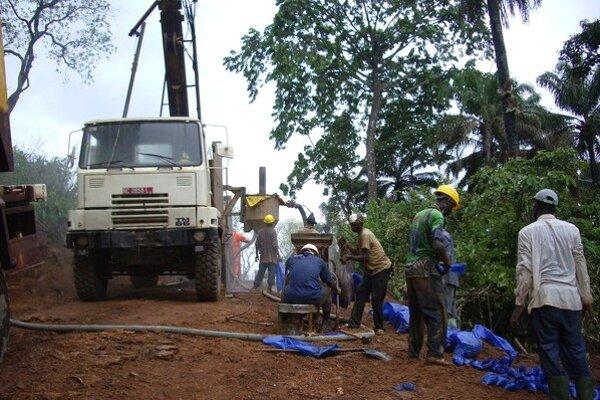 Forte Energy. Uránové ložisko skumajú aj v Guinei.