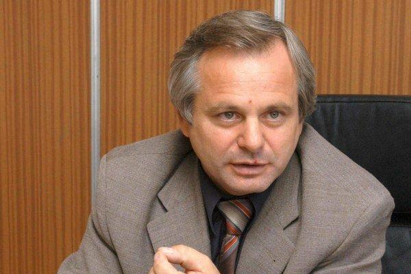 Juraj Krempaský. V ORID-e skončil, jeho kompetencie prejdú na referenta odboru dopravy.