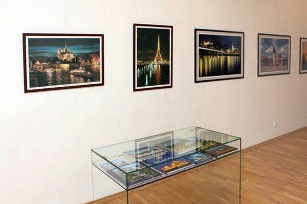 Výstava k jubileu. A. Jiroušek ponúka výber z tvorby posledných štyroch desaťročí.