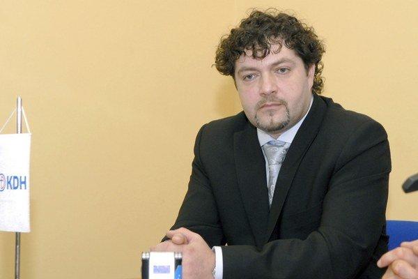 Milan Béreš  (KDH). Vicestarosta Západu.
