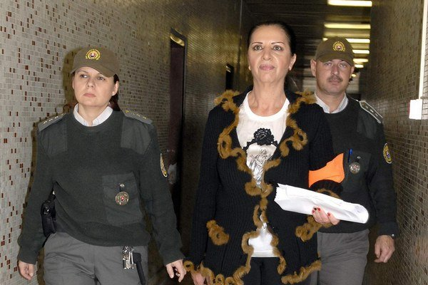 Budú ju súdiť mimo Košíc? O námietkach obvinenej podnikateľky a bývalej televíznej hviezdy rozhodne Najvyšší súd SR.