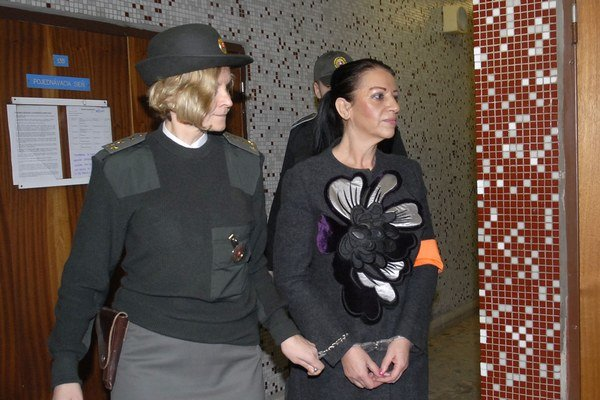 Mojsejová s námietkou v Bratislave nepochodila.